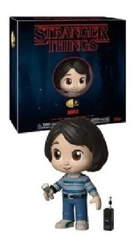 Funko Pop Mike Five Star Stranger Things
