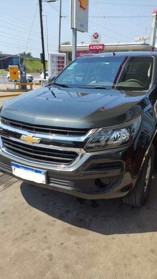 Chevrolet S10 Cabina Doble Ls 4x2 Tdi 2017