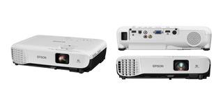 Proyector Epson Vs250 Svga 3.200 Lúmenes Portatil Hdmi 3lcd