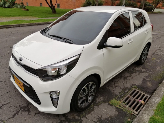 Kia Picanto Zenith 2019 - At 1250cc Plus R15 Aa 2ab Abs