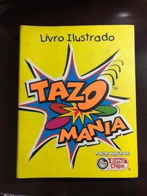 Album Looney Tunes + Master Tazo + 2 Porta Tazos