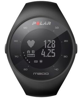 Reloj Gps Running Polar M200 | Pulsómetro Cardíaco Muñeca