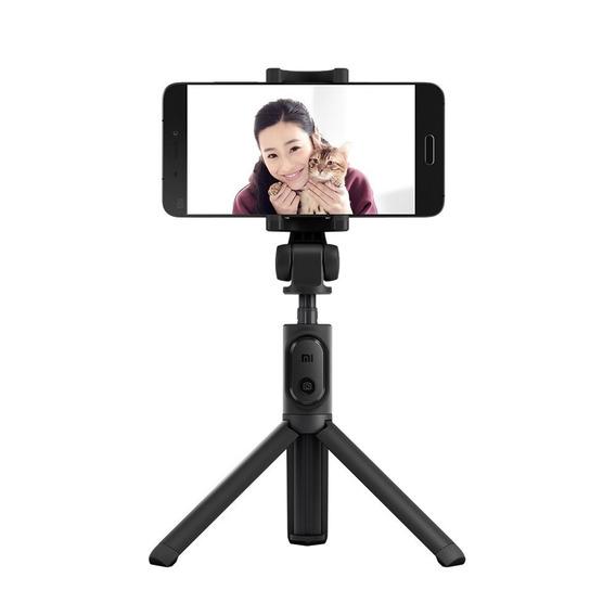 Pau De Selfie E Tripé Bluetooth Xiaomi iPhone E Android 360º