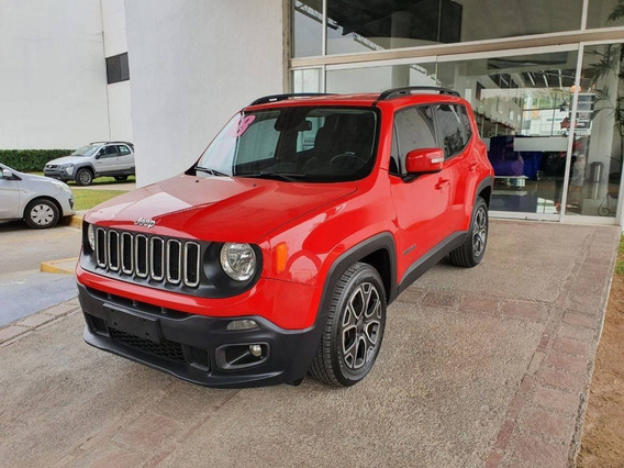 Jeep Renegade 2018 Latitude Piel At