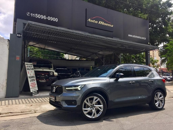 Volvo Xc40 2.0 T5 R-design Awd Blindada Hi--tech