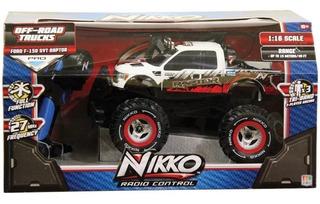 Ford F-150 Svt Raptor Radio Control Nikko - Original
