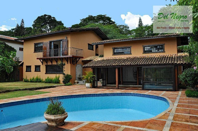 Casa Residencial À Venda, Recanto Inpla, Granja Viana. - Ca1400