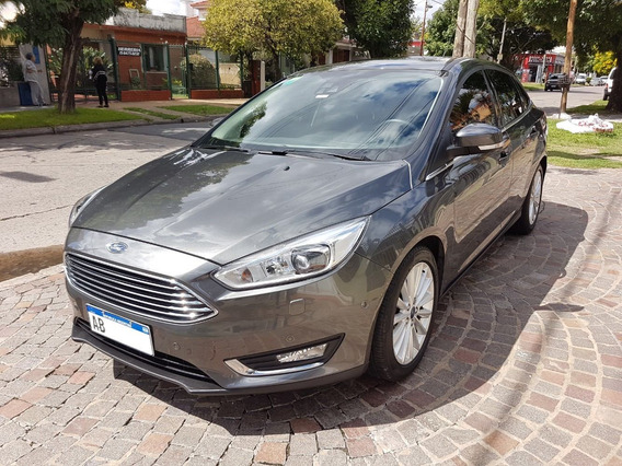 Ford Focus Iii Titanium At6 170hp