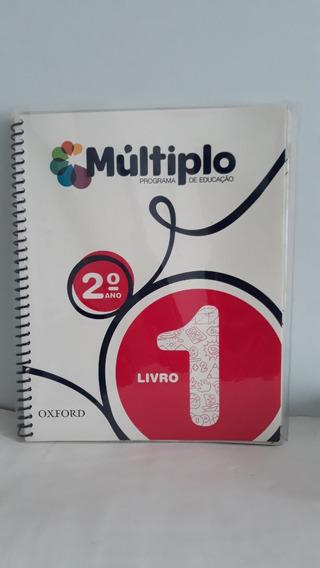 Livro Múltiplo Programa De Edução 2º Ano - Livro 1