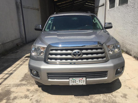 Toyota Sequoia 5.7 Platinum Mt