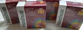 Diskettes Nuevos En Caja Cerrada