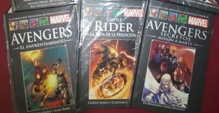 Salvat Tapa Negra Marvel La Colección Definitiva Leer Descri