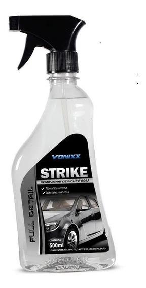 Produto Para Remover Piche E Cola Strike 500ml - Vonixx