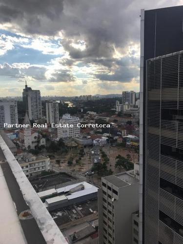 Conjunto Comercial Para Venda Em São Paulo, Pinheiros, 1 Dormitório, 6 Banheiros - 2716_2-952192