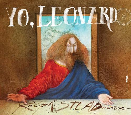 Imagen 1 de 3 de Yo Leonardo, Ralph Steadman, Ed. Zorro Rojo