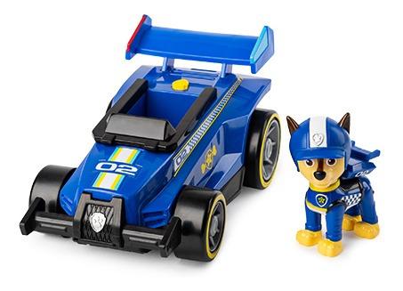 Patrulha Canina Carro Chase Rescue Racers C/ Som 1297 Sunny