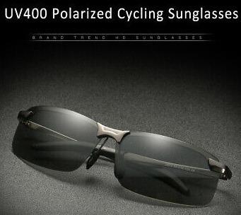 Óculos Esporte De Sol Lentes Fotocromáticas Proteção Uv400