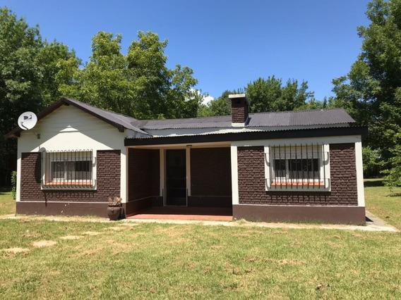 Casa Quinta En El Delta (segunda Sección)