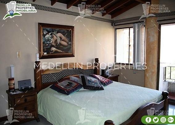 Apartamentos Y Casas Amobladas Por Dias En Medellin Cód:4310