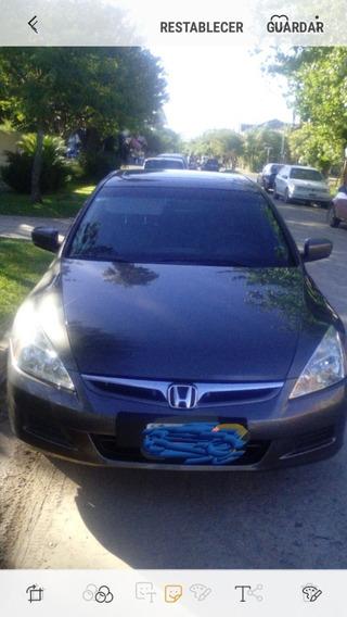 Vendo Honda Accord Mod 2007 Exl 2.4 Automatico .