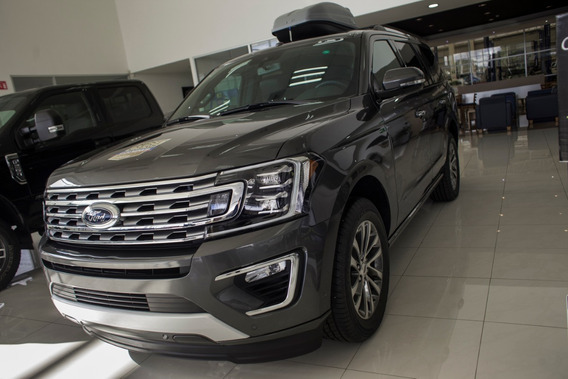 Ford Expedition Limited Max 4x2 3.5l Gtdi