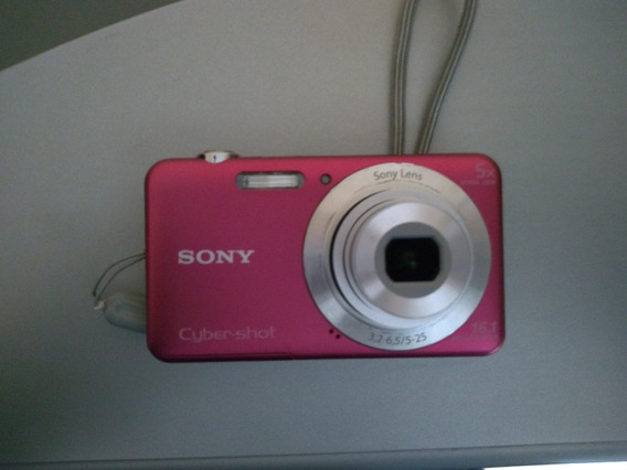 Camera Sony Cybershot 16.1 Mp