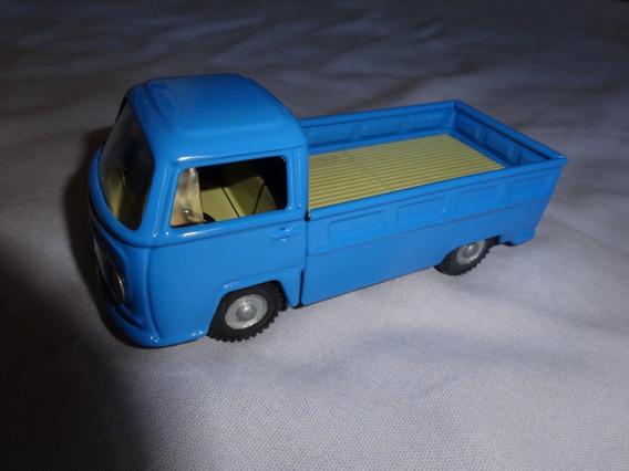 Vw Fusca Kombi Pickup Lata Republica Checa Escala 1/32