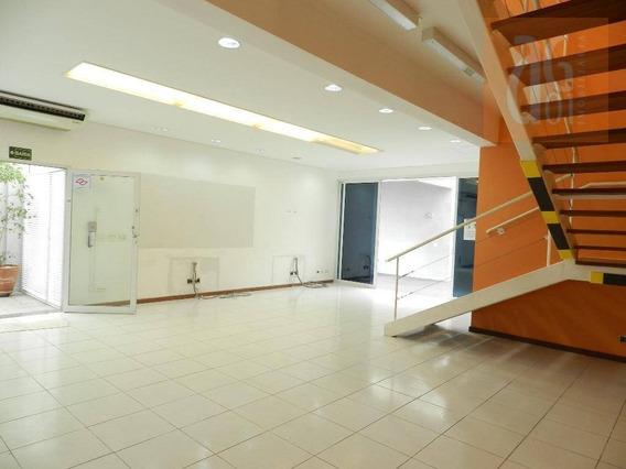 Casa Para Alugar, 200 M² Por R$ 13.000/mês - Vila Madalena - São Paulo/sp - Ca0605
