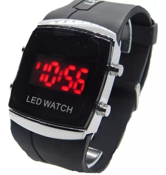 Relógios Led Digital Masculino Feminino Unissex Liquidação.