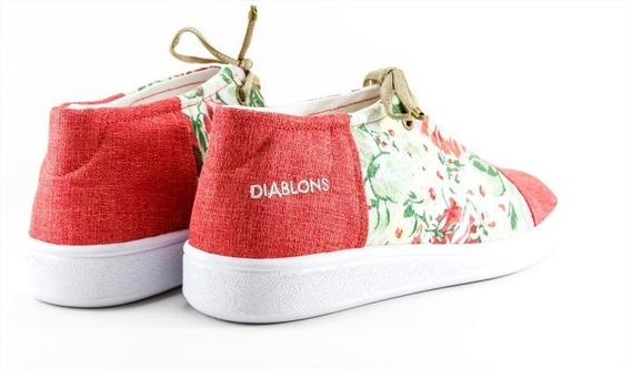 Zapatillas Mujer Diseño Diablons Oferta