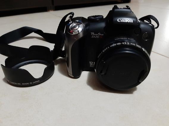 Cámara Canon Powershot Sx20 Is