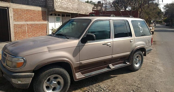 Ford Explorer 4.0 Xlt V6 Tela 4x2 Mt 1998