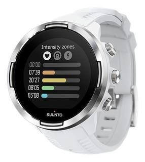 Reloj Suunto 9 G1 Baro Multideporte Inteligente Bateria Larga Duracion Barometro Gps Sumergible 100m Vidrio Zafiro