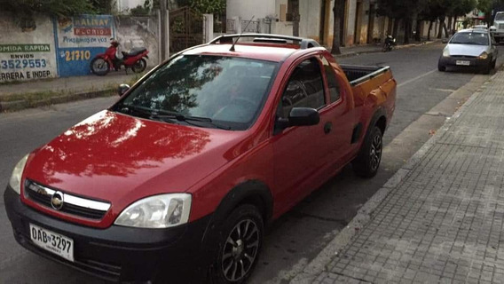 Chevrolet Montana 2012 1.8 Ls Full