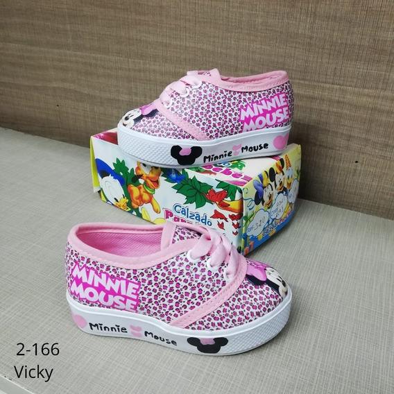 Zapatos Para Niñas De Minie Moda Colombiana