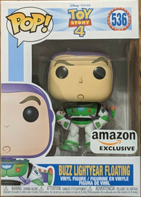 Buzz Lightyear Floating - Toy Story - Funko Pop! #536 Amazon
