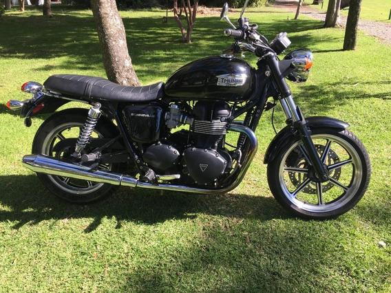Motocicleta Triumph Bonneville 2013