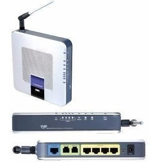 Router Wifi Cisco Linksys Wrt54g Na 2 Voip Punto De Venta