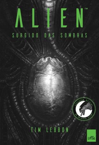 Livro Alien - Surgido Das Sombras