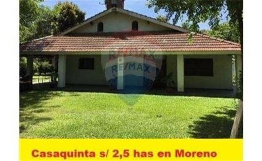 Oportunidad ! Espectacular Quinta 2,5 Has