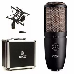 Microfone Profissional Akg P420 Perception Vocais / Ambiente