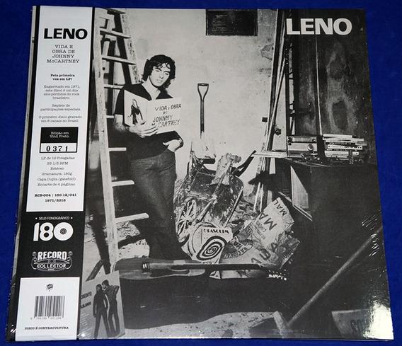 Leno - Vida E Obra De Johnny Mccartney - Lp 180gr. 2018 Novo