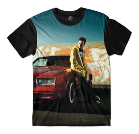 Camisa Camiseta Jesse Pinkman Breaking Bad Aaron Paul