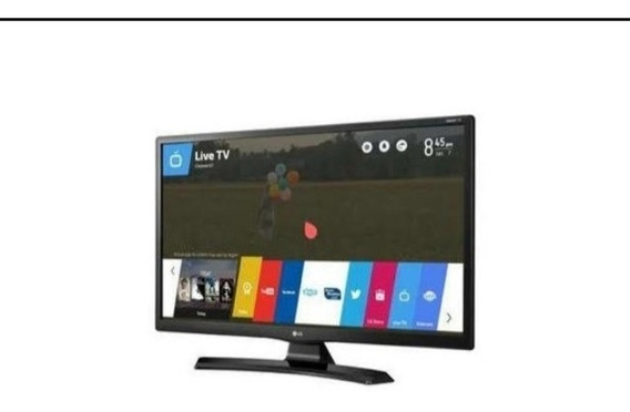 Tv Smart Led 23,6 Hd Lg Com Wi-fi, Webos, Conversor Digital