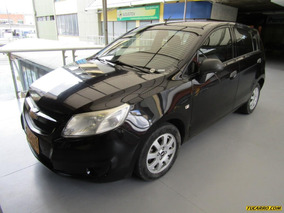 Chevrolet Sail Hb Lt Mt 1.4