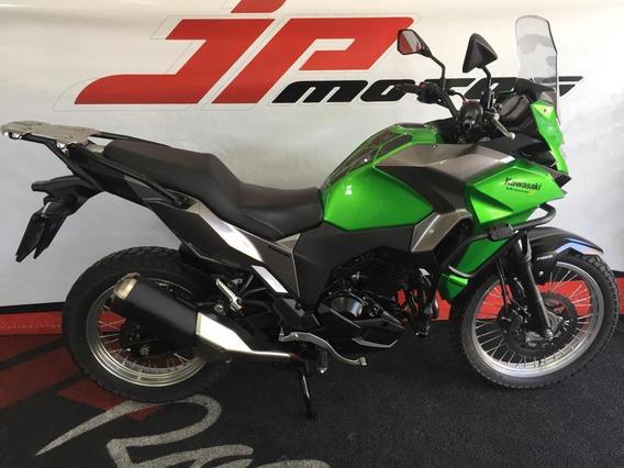 Kawasaki Versys X 300 2018 Verde