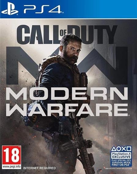 Call Of Duty: Modern Warfare Ps4 Digital 2