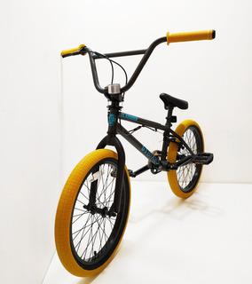 Bicicleta Gt Slammer Bmx Rodado 20 Cromo Freestyle
