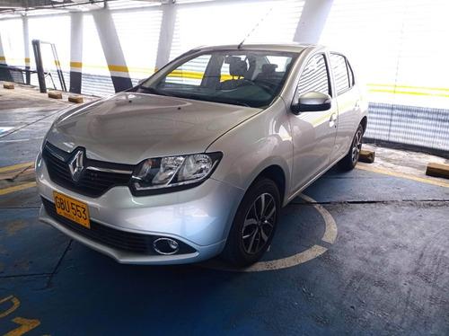 Renault Logan Intens Ph1 (gbu553)