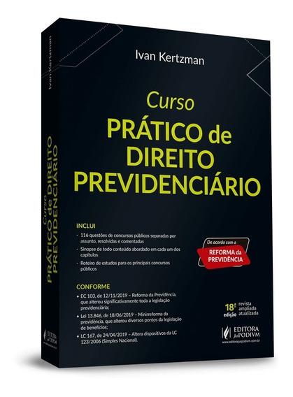 Curso Pratico De Direito Previdenciario 18ª Edição (2020)